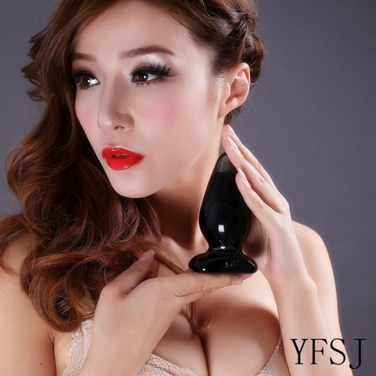 110*50mm Crystal penis, glass dildos anal plug toys, G-spot and vaginal stimulation, sex toys for women, sex adult products nalone unisex silicone anal plug g spot