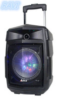 Square dance audio speaker outdoor portable lever audio 8 inch high power Bluetooth card batte