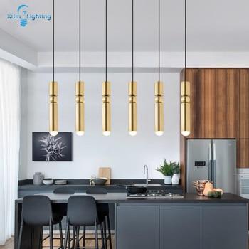 LED Pendant Lamp For Kitchen Dining Room Bar Counter Decoration Hanging Light LED Lamp Kitchen Pendant Lights