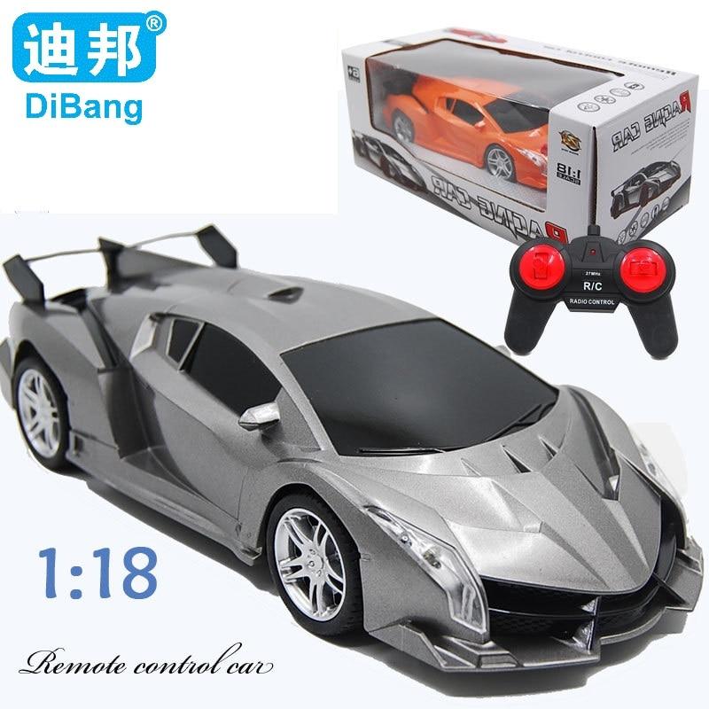 1 18 car toys with remot control drift cars voiture. Black Bedroom Furniture Sets. Home Design Ideas