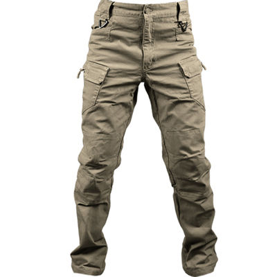 Cargo-Pants Army-Trousers Fabric SWAT Many-Pockets Combat Military Elastic Tactical Casual
