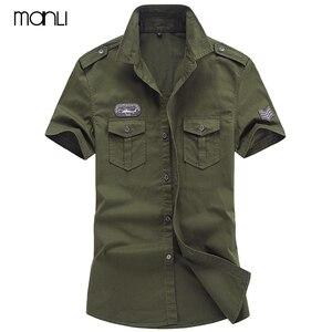 MANLI Plus Size M-6XL 2018 Men