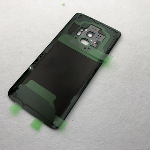 Image 5 - For Samsung Galaxy S9 G950 S9 Plus G965 S9+ Glass Battery Back Cover Door Housing + LCD Front Glass Repair Replacement Parts