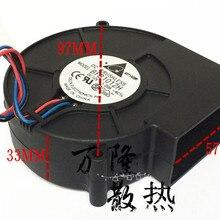 DELTA специальная печь вентилятор центробежный турбо BFB1012H 9733 12 v 1,20 A
