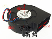 Free Delivery. DELTA oven special ventilation fan Centrifugal turbo blower BFB1012H 9733 12 v 1.20 A