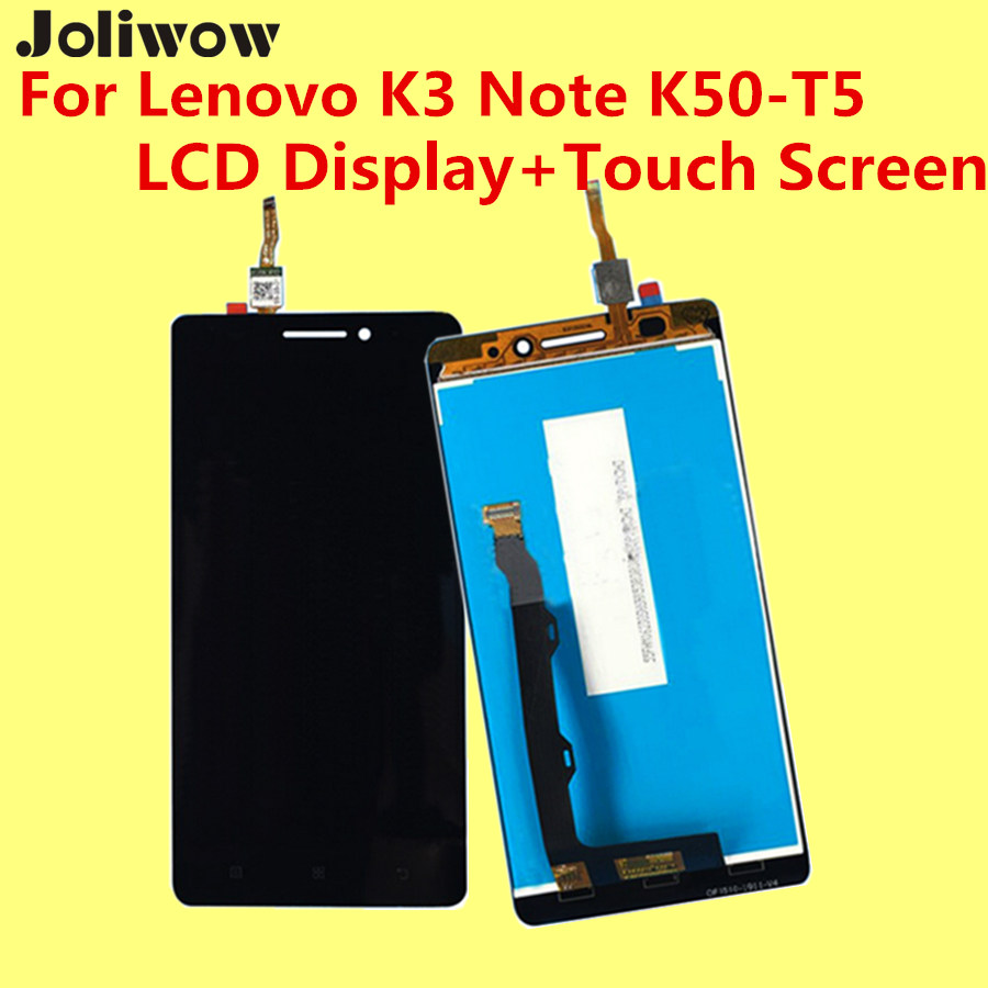 High Quality FOR Lenovo K3 Note K50-T5 LCD Display+Touch Screen+Tools Digitizer Assembly Replacement Accessories For Phone high quality 5 3 for lenovo s898 s898t lcd display touch screen digitizer assembly replacement tools free shipping