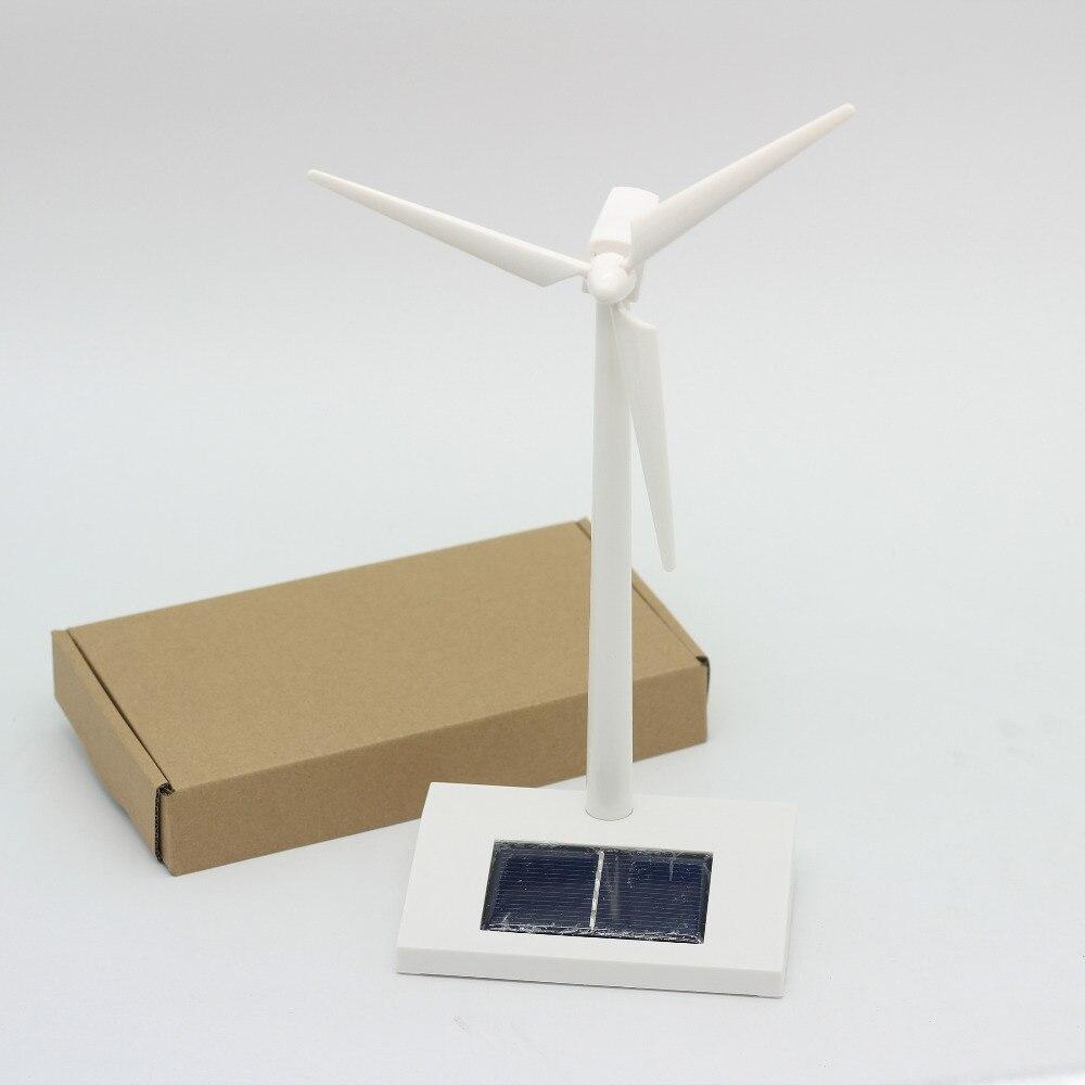 Fun Solar Toy Kit Windmill Educational Power Kits