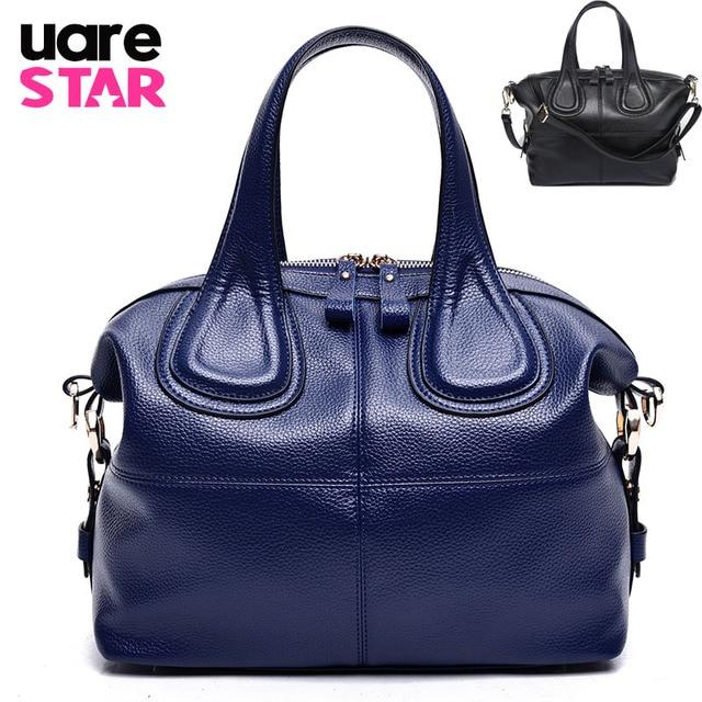 2017 Fashion Women S Handbags Split Leather Shoulder Bag Luxury Bags Designer Waterproof Las