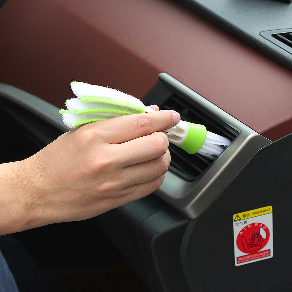 سيارة إصلاح أدوات سيارة تنظيف فرشاة أدوات لفولفو S40 S60 S80 S90 V40 V60 V70 V90 XC60 XC70 XC90 الستائر المنفضة العناية بالسيارات