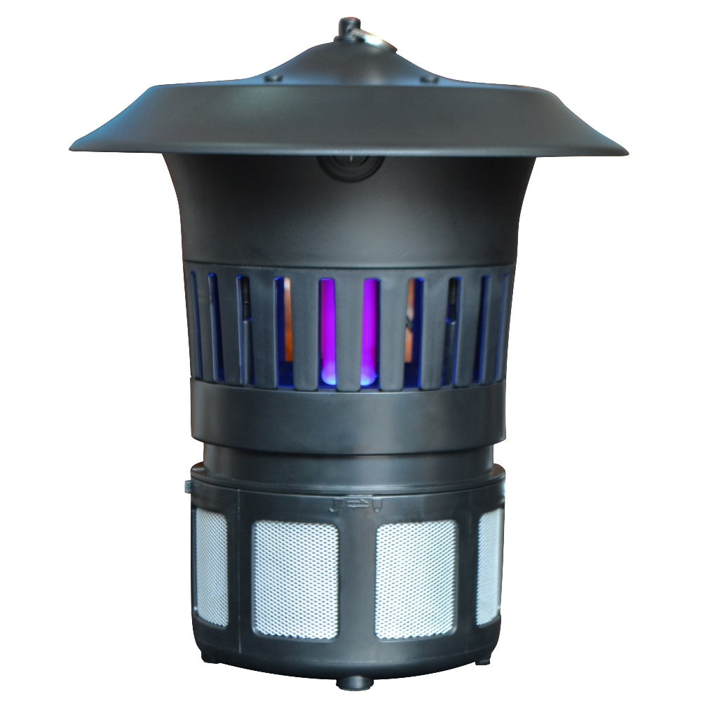 Led Inhalant Mosquito Trap Killing Pest Control Lamp Electronic Uv Light Insect