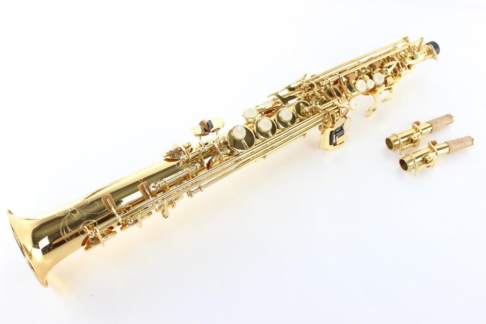 טרבל קטן מרפק סופרן ב 'סקסופון סקסופון - כלי נגינה