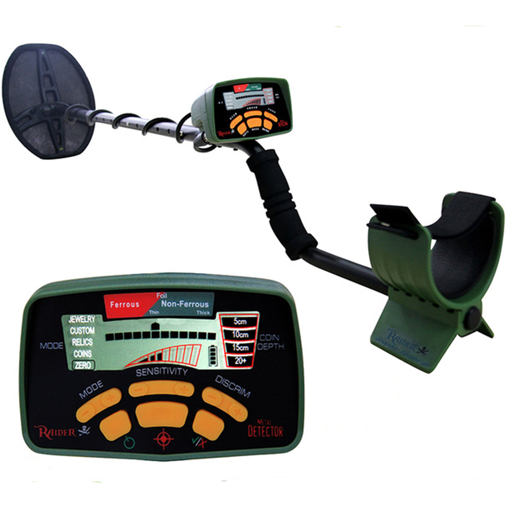 (have Stock In Russia) MD-6350 Ground Metal Detector Gold Metal Detector Gold Digger MD6350 Underground Metal Detector