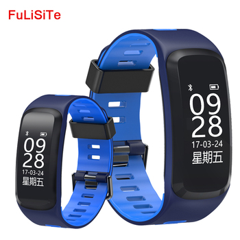 no.1 F4 Heart Rate Smartband Fitness Watch Sleep Track Pedometer Vibrating Reminder Waterproof Smart Band Fitness Wristband