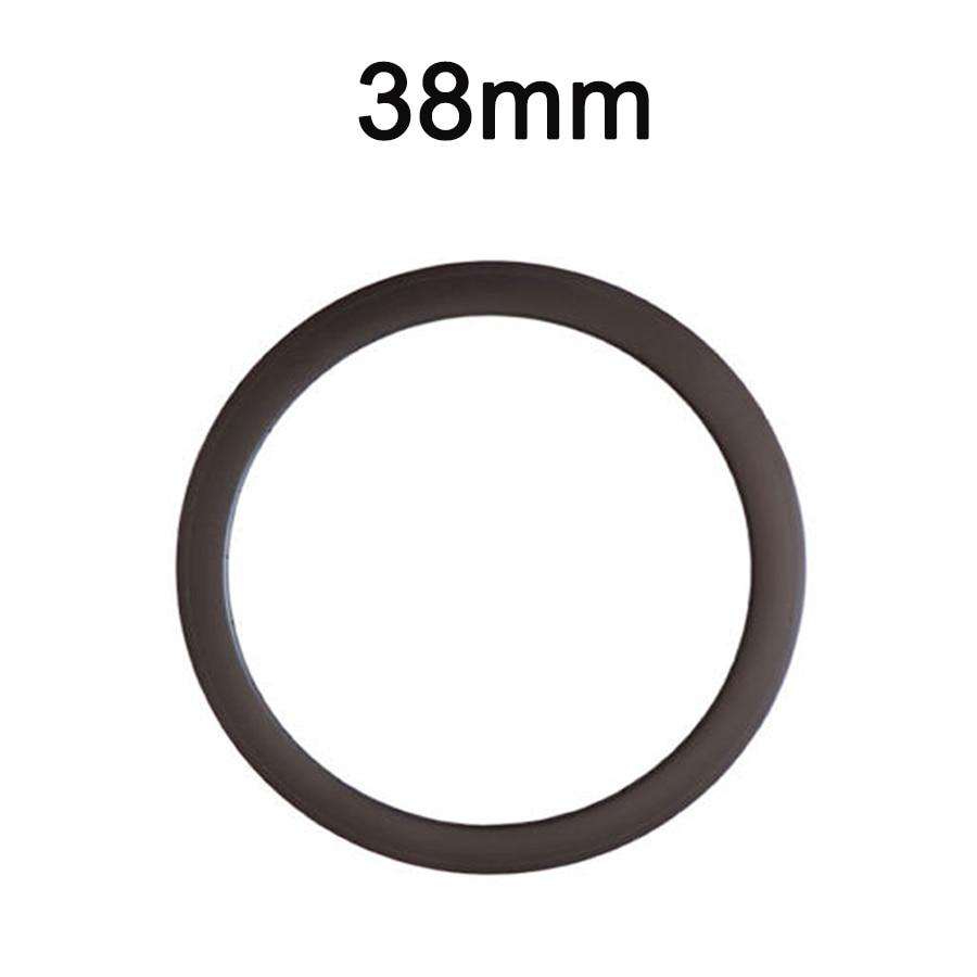 купить Custom Duty Free Factory Sales 38mm 50mm 88mm Tubular 20H 24H Carbon Fiber Rims 3K Matte 3K Glossy Carbon Rim по цене 12637.34 рублей