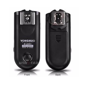 Image 2 - YONGNUO RF 603 II N3 무선 원격 플래시 트리거 니콘 D750 D610 D600 D3300 D3200 D3100 D90 Df D7500 D7200 MC DC2