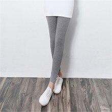 Hot Sale black Women Elastic Leggings