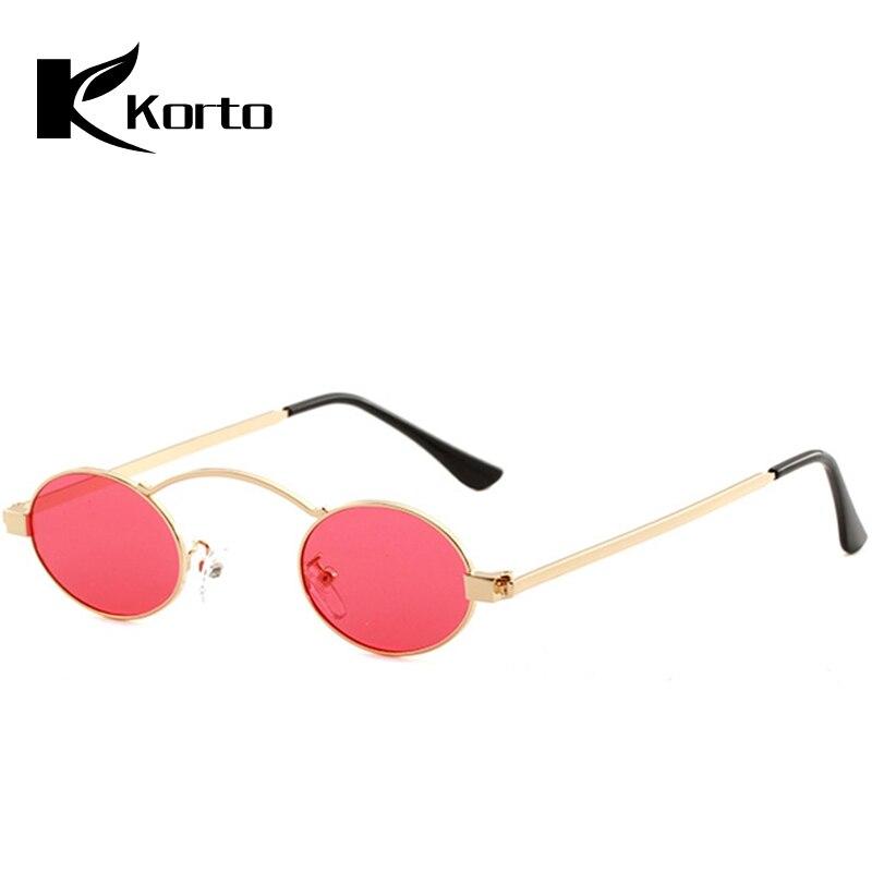 4ed987502c 70 s gafas de sol de las mujeres Vintage 80 s 90 s hombres gafas Top Oval  gafas de sol pequeño redondo gafas damas lentes de círculo tonos en Gafas  de sol ...