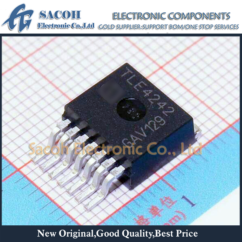 5PCS TLE4242G TLE4242 Adjustable LED Driver TO263