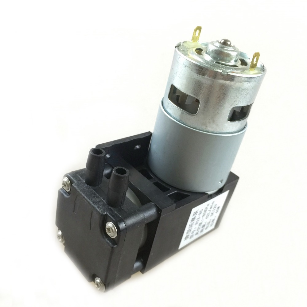 Micro 40w Air Mini Vacuum Pump 12v Vacuum Suction 42l Min