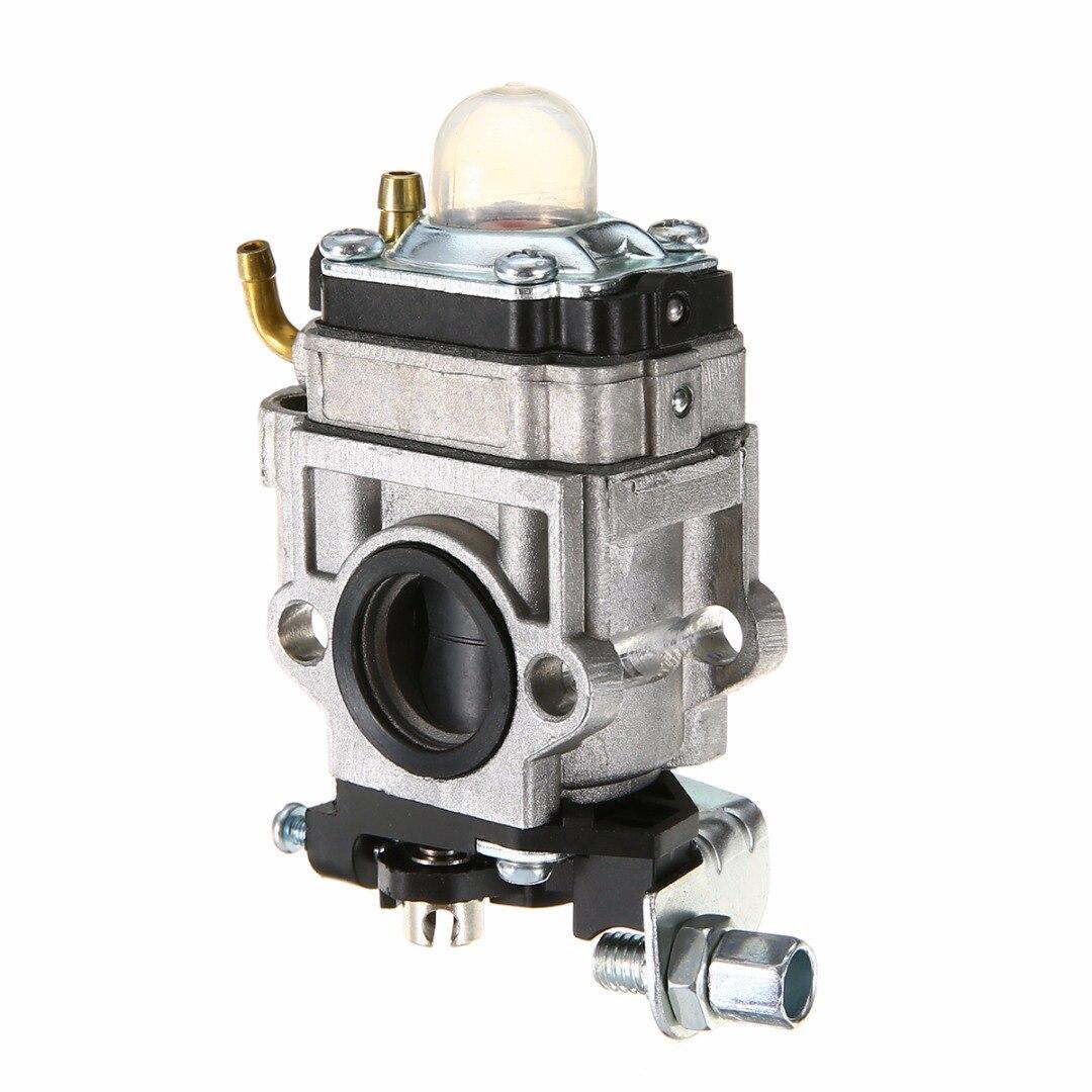 Carburateur Mayitr 15mm pour tronçonneuse à taille-haie 43cc 47cc 49c