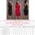 HAOYUAN Verão Vestido 2017 Das Mulheres Vestidos de Festa Sexy Night Club Wear Ladies Bodycon Preto Vermelho Malha Lápis Midi Vestido Vestidos