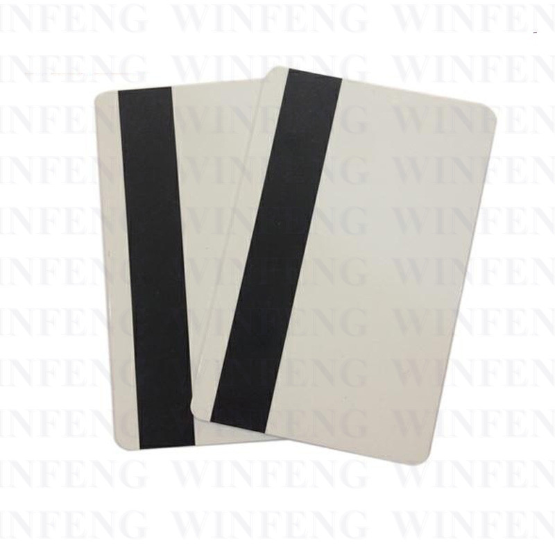 Hico Loco Plastic Magnetic Stripe Blank Card Proximitry 125KHZ TK4100 RFID Chip Card for Hotel Door Lock 100pcs lot printable pvc blank white card no chip for epson canon inkjet printer suitbale portrait member pos system