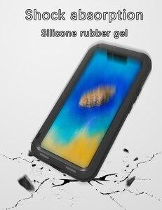 Image 2 - Liebe Mei Leistungsstarke Aluminium Fall Für Huawei Mate 20 Pro Abdeckung Stoßfest 360 Schutz Für Huawei Mate 20/Mate 20 Lite