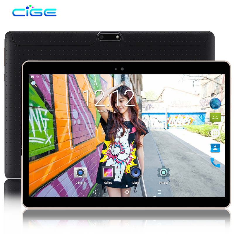 CIGE New 10.1 inch Original Design 3G Tablets Phone Call Android 6.0 Quad Core IPS pc Tablet WiFi 2G+16G tablet pc Google playCIGE New 10.1 inch Original Design 3G Tablets Phone Call Android 6.0 Quad Core IPS pc Tablet WiFi 2G+16G tablet pc Google play