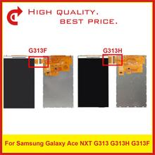 10Pcs/Lot High Quality 4.0 For Samsung Galaxy Ace NXT G313 G313H G313F Lcd Display Screen