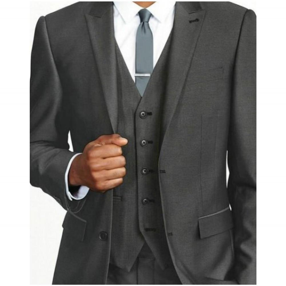 119Men\'s Suits Bridegroom (Jacket+Pants+Tie+Vest)_conew6