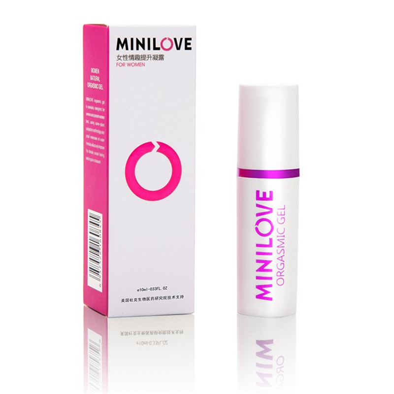 Aphrodisiac woman Minilove Orgasmic Gel for Women Love Climax Spray, Strongly Enhance increase g-spot Female Libido sex products