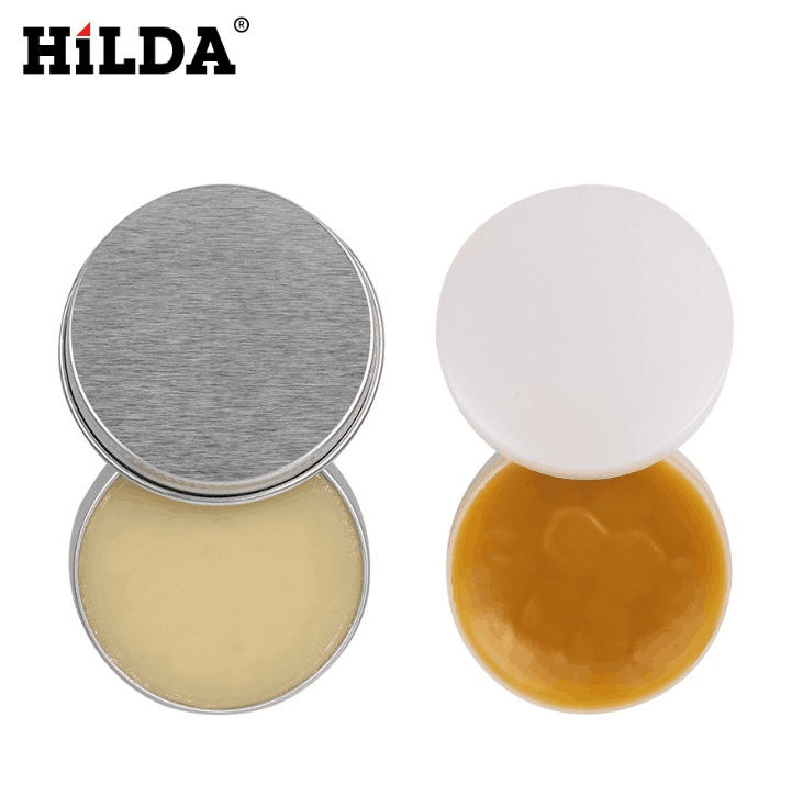 Handmade Wood Wax Oil Hot Wax Beeswax Small Pieces  Preparation Wood Polishing Cracking And Luster