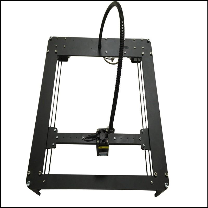 2016 New Laser 2500mW DIY Hbot Desktop Mini Laser Engraver Engraving Machine Laser Cutter Etcher 25X25cm Adjustable Power  цены