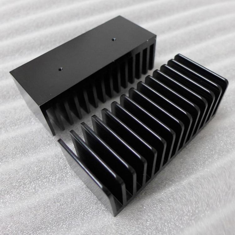1pcs All Aluminum Radiator LM1875 LM4766 TDA2030 Amplifier Special Radiator Heat Sink 108mm*45mm*41mm