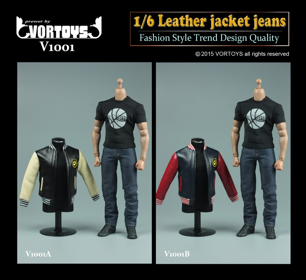 1/6 scale figure doll clothes for 12 action figure doll,Casual jacket for figure doll clothes.body and head are not included 1 6 scale comedy king of france la grande vadrouille with 2 head figure doll model 12 action figure doll collectible figure