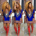 FASHION DRESS AFRICAN DASHIKI SHIRT KAFTAN BOHO HIPPIE GYPSY FESTIVAL TOP Wholesale