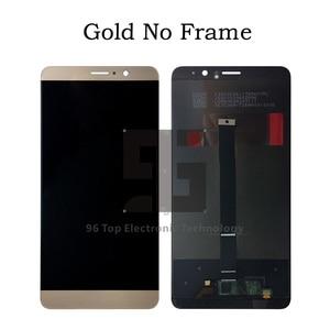 Image 3 - AA + 品質液晶 + フレーム Huawei 社メイト 9 MHA L09 MHA L29 MHA TL00 MHA AL00 Lcd ディスプレイタッチスクリーンデジタイザ国会交換