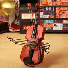 Violine Modell Dekoration Requisiten, Bekleidungsgeschäft Fenster Modell Zimmer Home Dekorationen Ornamente Metall Kunstwerk, freies Verschiffen!
