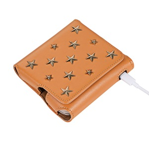 Image 4 - JINXINGCHENG Star Style Case for Iqos3.0 Flip Wallet Leather Case Bag for Iqos 3.0 Cover Magnet Pouch Protective Accessories