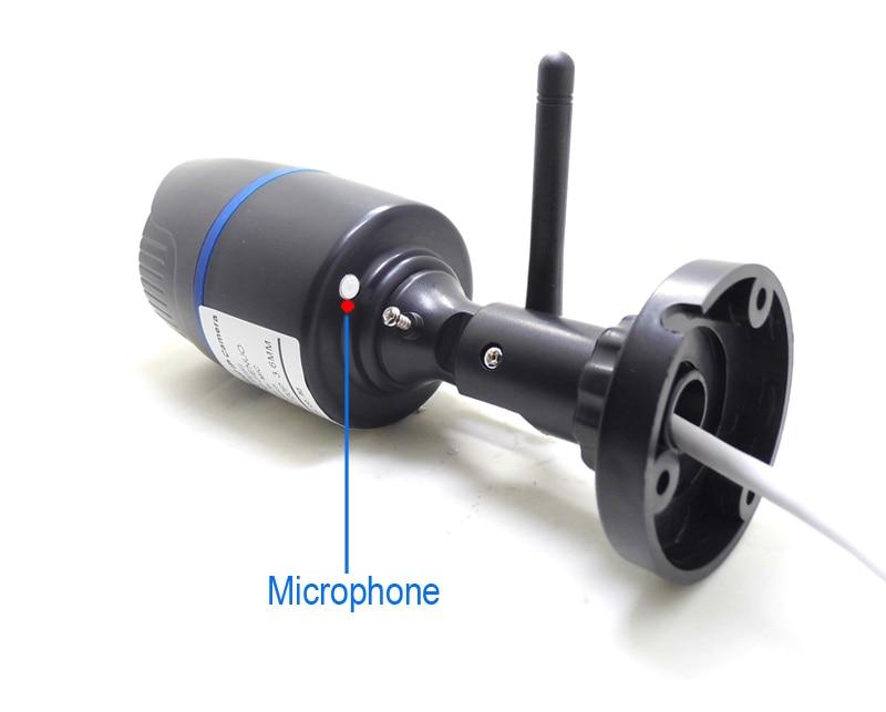 HTB1KUozK4TpK1RjSZR0q6zEwXXa6 IP Camera Wifi 720P 960P 1080P HD Wireless Cctv Security Indoor Outdoor Waterproof Audio IPCam Infrared Home Surveillance Camera