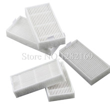 5 pieces/lot Robot Vacuum Cleaner Parts Hepa Filter for Chuwi ilife v5 V5 PRO v3 V3+ Chuwi Robotic free shipping 4 pieces 3 arm side brush replacement for chuwi v3 v3 v5 v5pro ilife v3 robot vacuum cleaner