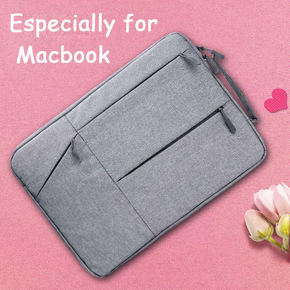 Сумка для ноутбука для Macbook Air Pro retina 11 12 13 14 15 15,6 дюймов Чехол для ноутбука чехол для планшетного ПК чехол для Xiaomi Air hp Dell