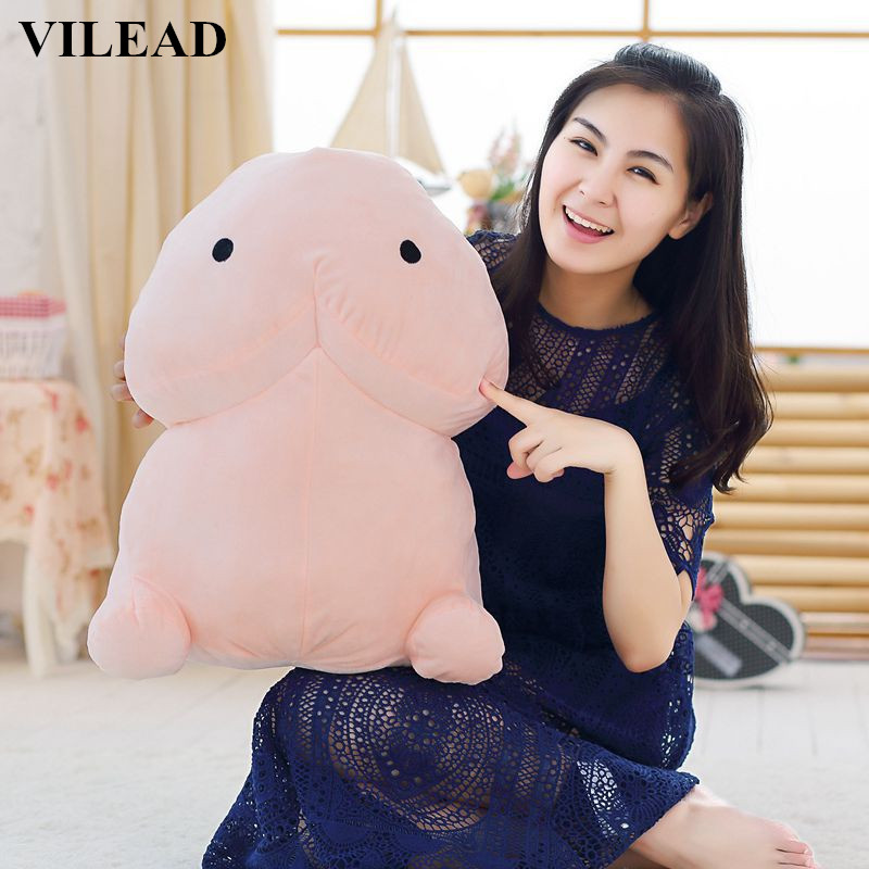 For small plush toy Japanese boyfriend Ding Ding pillow doll doll creative spoof tricky opening decompression stuffed toy