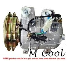 HIGH QUALITY For Hyundai HCC Excavator Car Auto AC Compressor A5000674001 506021-7082 5060217082 A50000674001 506021-6413 11N892