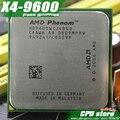 AMD Phenom X4 9600 CPU Процессор Quad-CORE (2.3 ГГц/2 М/95 Вт/2000 ГГц) Socket am2 + бесплатная доставка 940 pin, есть, продать 9500