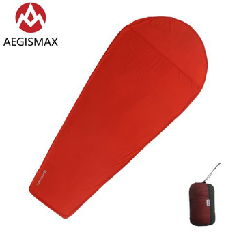 AEGISMAX Adult Outdoor Camping Travel Portable imported Thermolite Sleeping Bag Liner can keep warming 8 Celsius 1