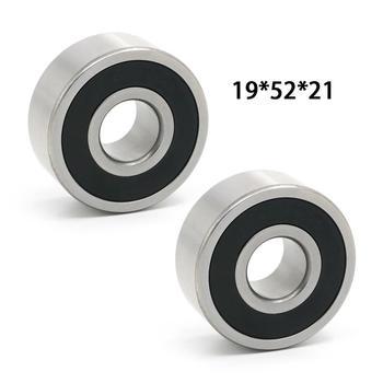 """2 piezas rodamientos de rueda de 3/4 """"para los modelos de Harley Big Twin & Sportster reemplazar 9267 25-1368 Softail personalizado dyna Low Rider"""
