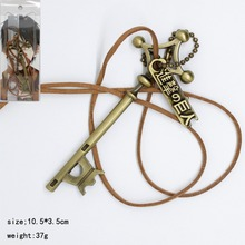 Attack on Titan Key Necklace or Keychain
