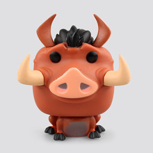 10cm The Lion King Character Pig Pumbaa Action Figure Toys