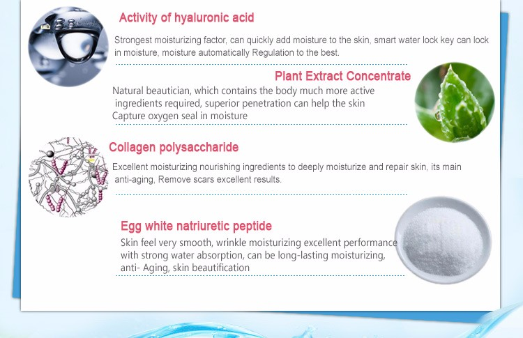 Brand Face Skin Care Hyaluronic Acid Essence Original Liquid 10ml Moisturizing Whitening Oil Control Anti Aging Acne Treatment 5